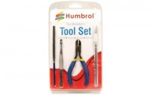 Mały zestaw narzędzi modelarskich Humbrol AG9150