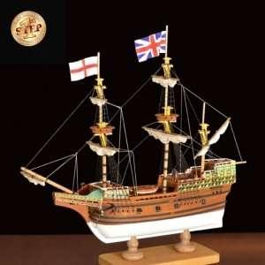 Mayflower - Amati 600/05 - drewniany model w skali 1:135