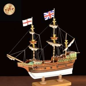 Mayflower Amati 60005 drewniany model 1:135