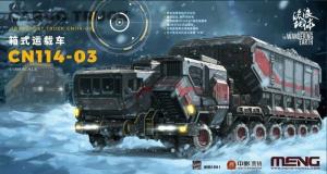 Meng MMS-001 Ciężarówka CN114-03 seria The Wandering Earth