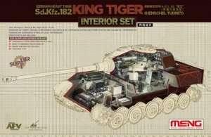 Meng SPS-037 Sd.Kfz.182 King Tiger Interior Set