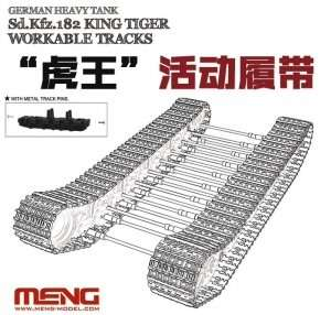 Meng SPS-038 King Tiger Workable Tracks