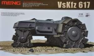 Meng SS-001 Pojazd torujący VsKfz 617