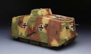 Meng TS-017 German A7V Tank (Krupp)