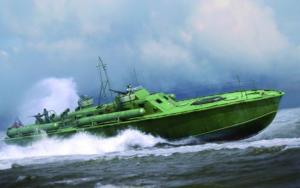 Merit 64802 Łódź torpedowa Elco 80 model 1-48