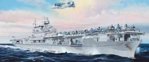 Merit 65302 - USS Enterprise CV-6