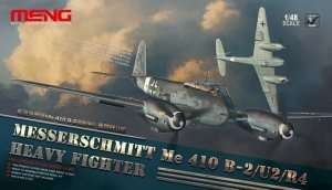 Messerschmitt Me-410 B-2-U2-R4 Heavy Fighter