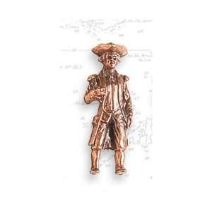 Metalowa figurka - marynarz 27mm 2szt Artesania 8743