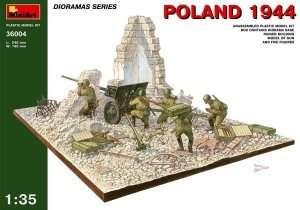 Mini diorama Polska 1944 - MiniArt 36004