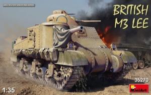 MiniArt 35270 Czołg M3 Lee skala 1-35