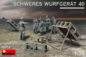 MiniArt 35273 Schweres Wurfgerat 40