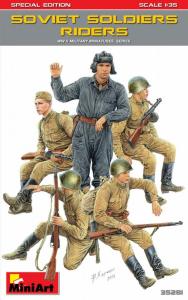 MiniArt 35281 Figurki radzieccy żołnierze