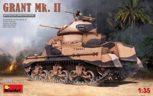 MiniArt 35282 Czołg Grant Mk.II model w skali 1-35