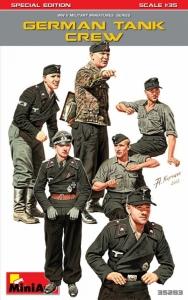 MiniArt 35283 Niemiecka załoga czołgu