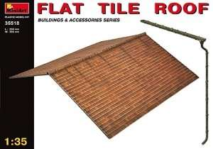 MiniArt 35518 Flat Tile Roof