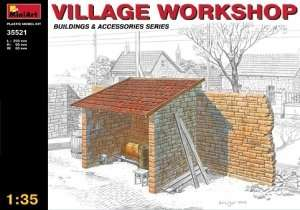 MiniArt 35521 Village Workshop