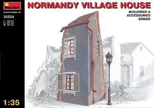 MiniArt 35524 Normandy Village House