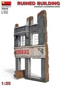 MiniArt 35536 Ruined Building