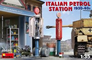 MiniArt 35620 Włoska stacja benzynowa lata 1930-40