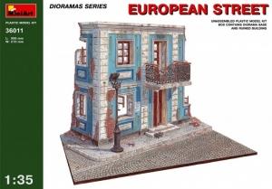 MiniArt 36011 Ruiny europejskiego budynku