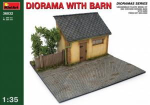 MiniArt 36032 Budynek gospodarczy - diorama