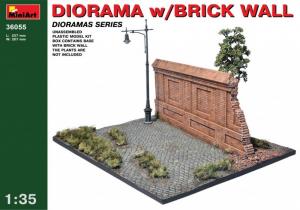 MiniArt 36055 Diorama fragment muru