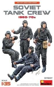 MiniArt 37037 Radzieccy czołgiści 1960-70