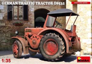 MiniArt 38041 Niemiecki ciągnik rolniczy D8532