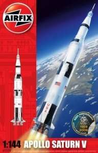 Model - Rakieta Apollo Saturn V - Airfix A11170
