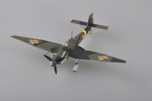 Model gotowy samolot Ju 87D Easy Model 36389 1-72