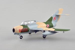 Model gotowy samolot MiG-15 UTI 1-72 Easy Model 37139