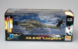 Model gotowy śmigłowiec AH-64D Longbow 1-72 Easy Model 37031
