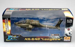 Model gotowy śmigłowiec AH-64D Longbow 1-72 Easy Model 37033