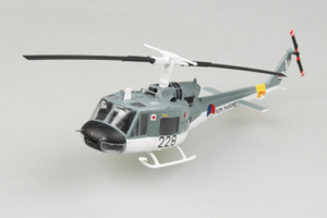 Model gotowy śmigłowiec UH-1F Huey Easy Model 36918 1-72