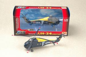 Model gotowy śmigłowiec UH-34 Choctaw Easy Model 37013 1-72