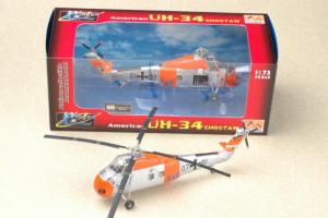 Model gotowy śmigłowiec UH-34 Choctaw Easy Model 37014 1-72
