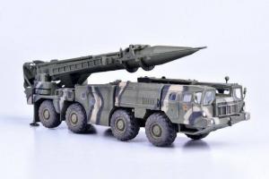 Model gotowy 9P117 strategiczna wyrzutnia rakiet SCUD B AS72142