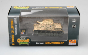 Model gotowy Brummbar działo pancerne Easy Model 36120 1-72