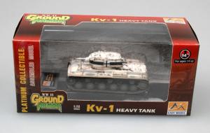 Model gotowy czołg KW-1 1-72 Easy Model 36278