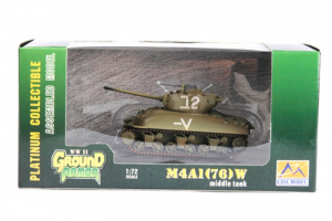 Model gotowy czołg M4A1(76)W Easy Model 36250 1-72