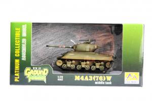 Model gotowy czołg M4A3(76)W 1-72 Easy Model 36262