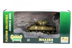 Model gotowy czołg M4A3E8 1-72 Easy Model 36257