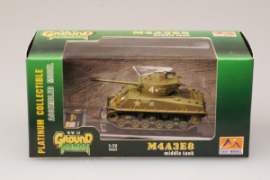 Model gotowy czołg M4A3E8 1-72 Easy Model 36259