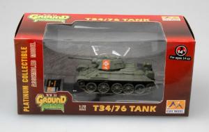 Model gotowy czołg T-34/76 1-72 Easy Model 36268