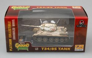 Model gotowy czołg T-34/85 1-72 Easy Model 36271