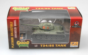 Model gotowy czołg T-34/85 1-72 Easy Model 36274