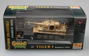 Model gotowy czołg Tiger I 1-72 Easy Model 36215