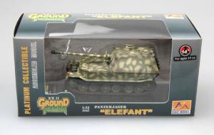 Model gotowy niszczyciel czołgów Elefant 1-72 Easy Model 36228