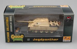 Model gotowy niszczyciel czołgów Jagdpanther 1-72 Easy Model 36243