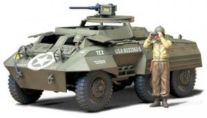 Model pojazdu zwiadowczego M20 Tamiya 35234